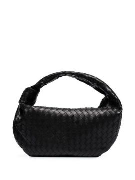 Jodie Intrecciato Small Shoulder Bag - Bottega Veneta