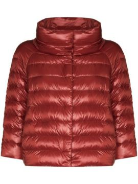 Quilted Padded Jacket - Herno