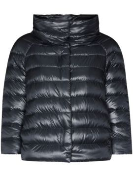 Sofia Quilted Puffer Jacket - Herno