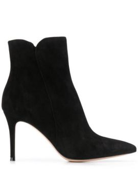 Riccas 90mm Ankle Boots - Gianvito Rossi