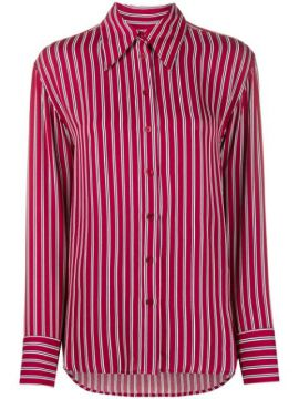Striped Long-sleeved Shirt - Michael Michael Kors