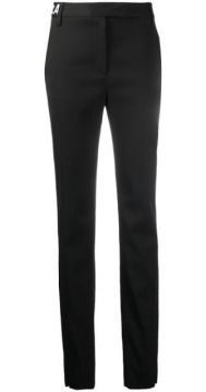 High-waisted Tailored Trousers - Just Cavalli