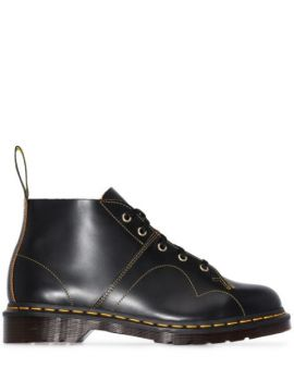 Ankle Boot Church Com Amarração - Dr. Martens
