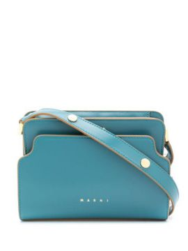 Trunk Reverse Shoulder Bag - Marni