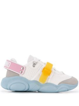 Roller Skates Teddy Sneakers - Moschino