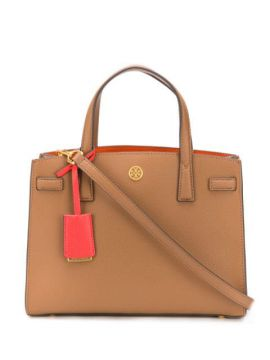 Walker Satchel Tote - Tory Burch