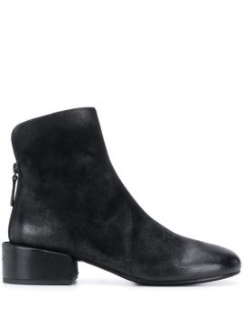 Rear-zip Ankle Boots - Marsèll