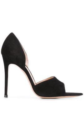 Open Toe 110mm Heeled Sandals - Gianvito Rossi