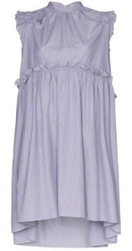 Posey Ruffled Cotton Dress - Brøgger