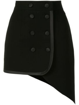 Fitted Double-breasted Skirt - George Keburia