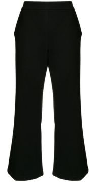 Calça Cropped Flare - Goodious