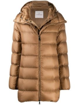 Fitted Puffer Jacket - Moncler