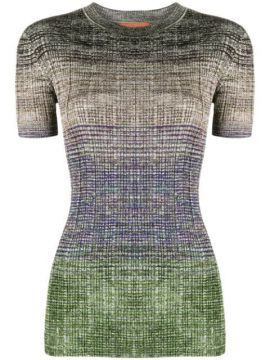 Ombre Print Knit Top - Missoni