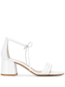 Sydney 65mm Leather Sandals - Gianvito Rossi