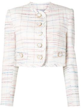 Cropped Button Jacket - George Keburia