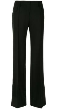 Low-waist Pleated Trousers - Dion Lee