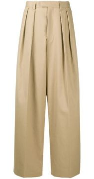 High-waist Palazzo Trousers - Bottega Veneta