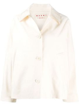 Long-sleeve Shirt Jacket - Marni