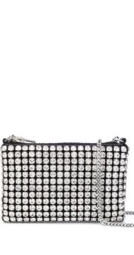Mini Wangloc Rhinestone Crossbody Bag - Alexander Wang