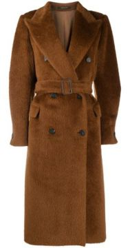 Belted Trench Coat - Tagliatore