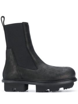 Chunky Ankle Boots - Rick Owens