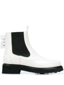 Bota Chelsea - Off-white