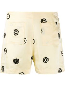 Short Ella Com Estampa - Soulland
