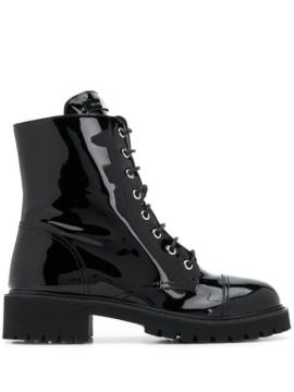 Thora 15mm Ankle Boots - Giuseppe Zanotti