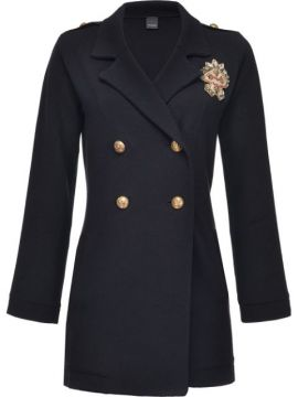 Double-breasted Military Coat - Pinko