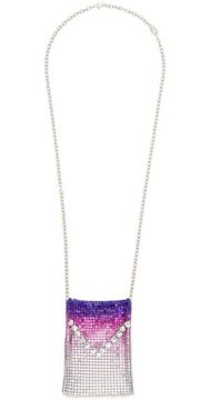 Pixel Chainmail Necklace - Paco Rabanne