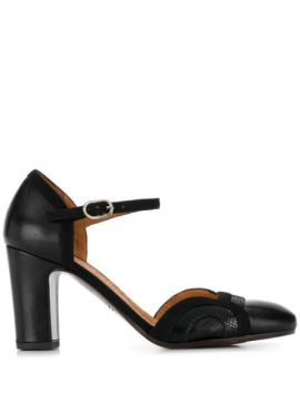 Wimo Buckled Pumps - Chie Mihara