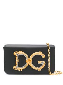 Dg Girl Crossbody Bag - Dolce & Gabbana