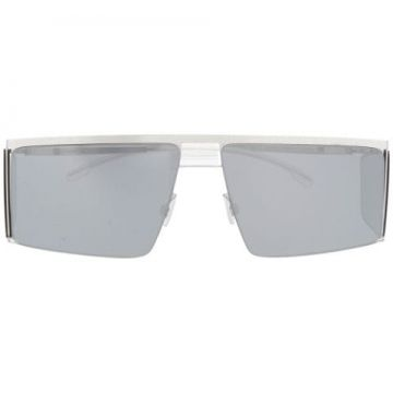 X Helmut Lang Shield Sunglasses - Mykita