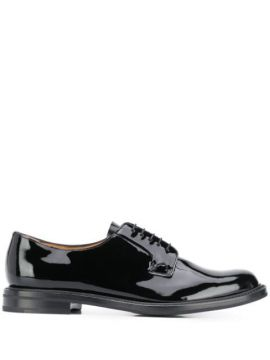 Varnished Lace-up Shoes - Churchs