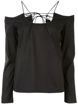 Blusa Com Recortes Nos Ombros - By Any Other Name