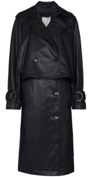 Convertible Trench Coat - Tibi