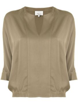 Poplin Dolman Sleeve Top - 3.1 Phillip Lim