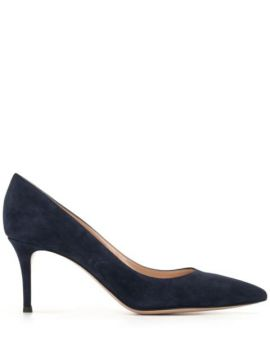 70 Pointed-toe Pumps - Gianvito Rossi