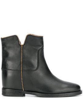 Ankle Boot Com Zíper - Via Roma 15