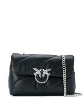 Double Bird Ring Shoulder Bag - Pinko