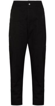 Raluniae Tapered Cargo Trousers - Isabel Marant étoile