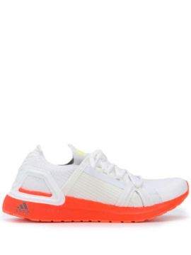 Two-tone Lace-up Trainers - Adidas By Stella Mccartney