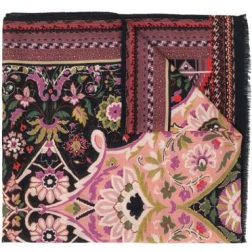 Abstract Pattern Scarf - Etro