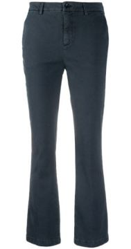 Kick-flare Cropped Trousers - Department 5