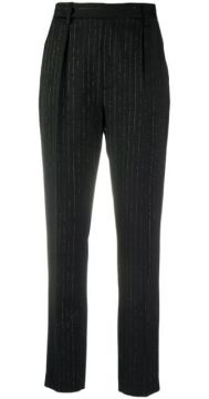 Pinstripe Tailored Trousers - Department 5