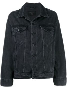 Washed Denim Jacket - Allsaints
