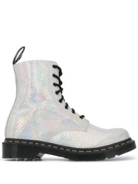 101 Metallic Lace-up Boots - Dr. Martens