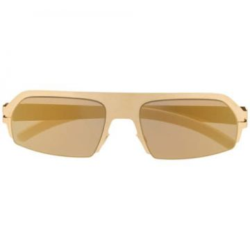 X Bernhard Willhelm Lost Square-frame Sunglasses - Mykita