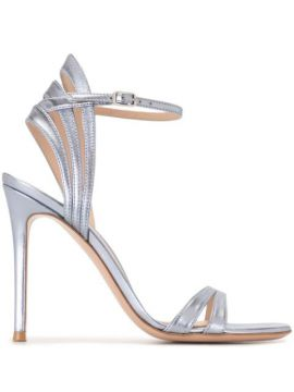 Ankle-strap Leather Sandals - Gianvito Rossi