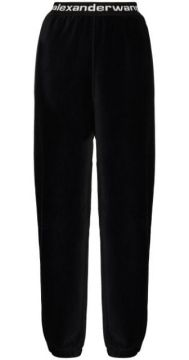 Stretch Corduroy Sweatpants - Alexander Wang